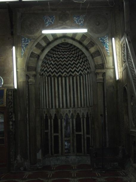 مسجد الملكه صفيه بالداوديه بالقاهرة